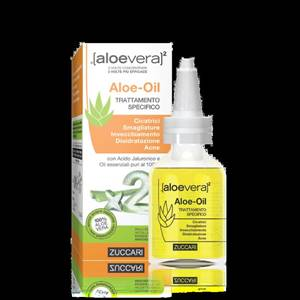 Aloe oil - 50 ml