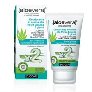 ALOE VERA2 - Deodorante in crema alla pietra liquida - 30 ml