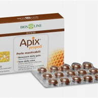 Apix Propoli - 30 Perle masticabili