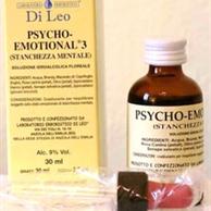 Psycho-emotional 3  Stanchezza Mentale - 30 ml