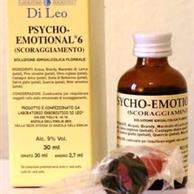 Psycho-emotional 6 - Scoraggiamento  30 ml
