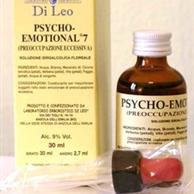 Psycho-emotional 7  Preoccupazione Eccessiva - 30 ml