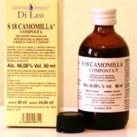 Coli  Herb  (S 18 Camomilla composta )- 50 ml