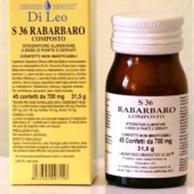 Transit Herb  (S 36 Rabarbaro composto) - 50 ml