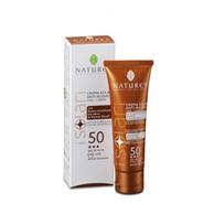 Crema solare antirughe viso-labbra SPF 50  - 50 ml