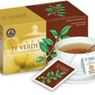 Tisana tè verde con olio essenziale di bergamotto - 20 bustine