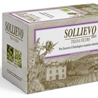 Sollievo tisana bio - 20 filtri