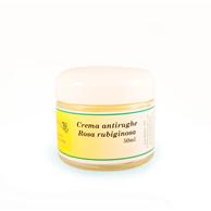 Crema antirughe alla Rosa Rubiginosa - 50 ml